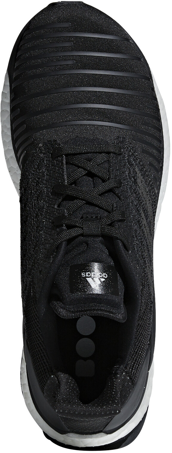 adidas SolarBoost Running Shoes Herre core blackgrey four